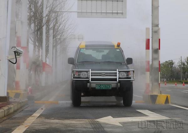 民航湖北监管局指导武汉天河机场丰富疫情防控手段