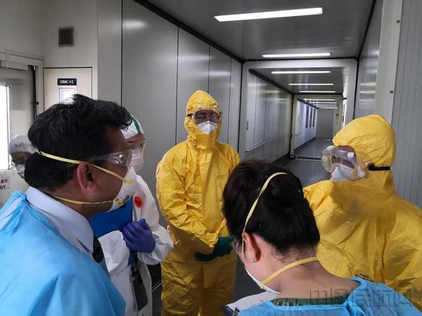 华东局五一期间做好外航疫情防控专项复核工作