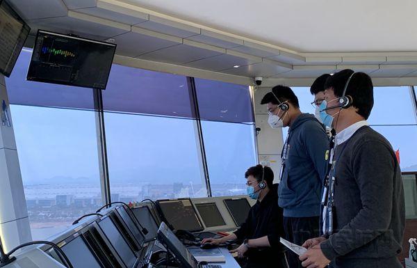 珠海空管站高效完成疫情期间飞行训练保障任务