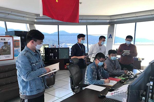 珠海空管站开展2020年第一季度联