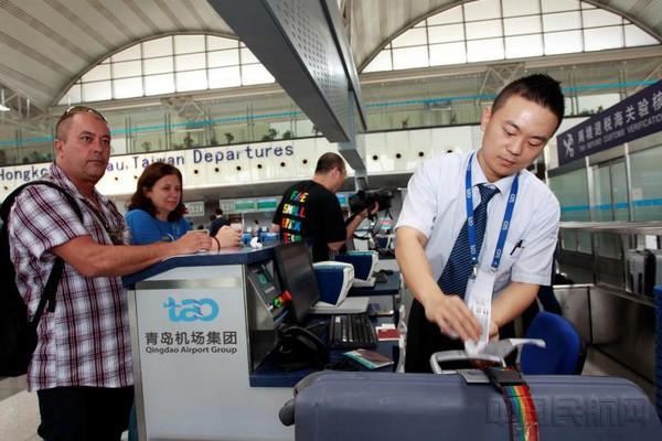 国际化发展,新机场建设这些青岛机场最近一段时间发展的大事,在内里