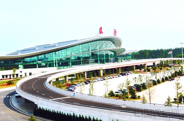 临汾机场:重现三晋大地辉煌(图