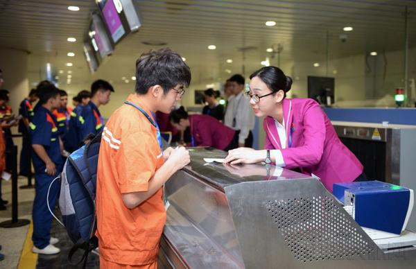 广州白云机场举行2号航站楼启用前运行模拟演练-中国