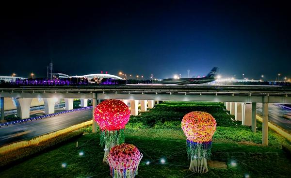 武汉天河机场圆满完成军运会抵离保障任务
