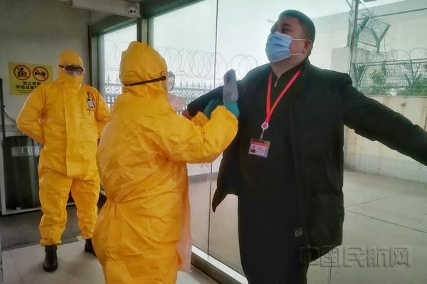 宜昌三峽機場完成運輸防疫物資直升機保障任務