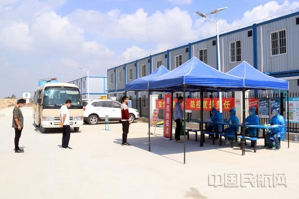 深圳机场在建重点项目和航班运营陆续恢复