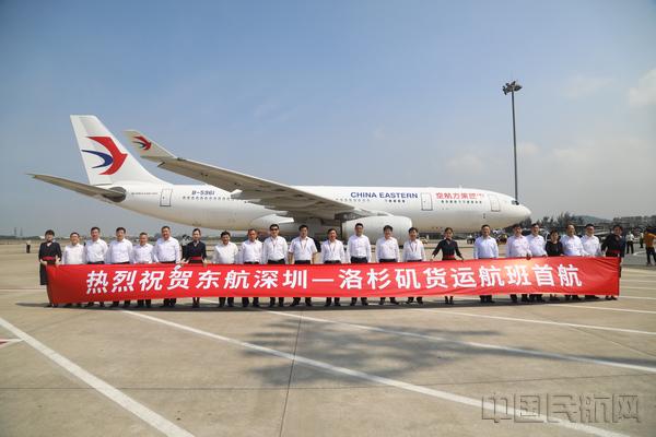 """深圳机场累计运营""""客改货""""航线超过20条"""