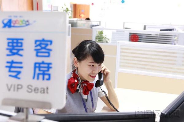 广西机场集团96365客服中心开展