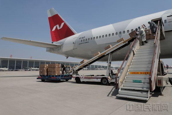 郑州机场国际货运量和全货机货运量增长率双双突破30%
