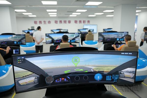 深圳机场飞行区驾驶技能训练中心启用