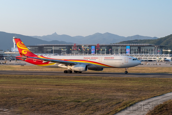 三亞機場出港航班量恢復至去年同期80%以上