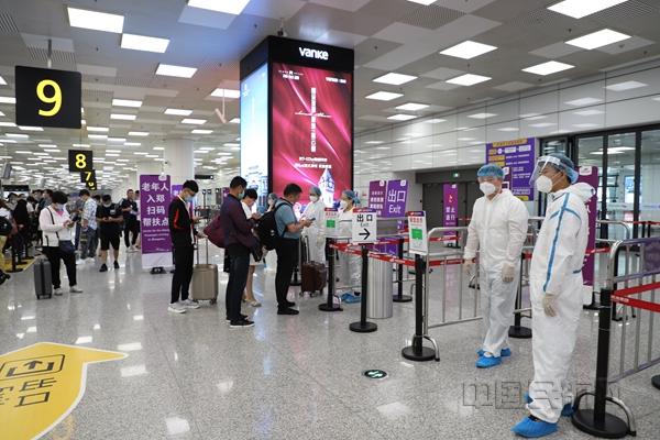 郑州机场发布暑运出行提醒