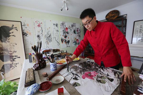 """杨斌:凸显""""工匠精神"""" 活出精彩人生"""