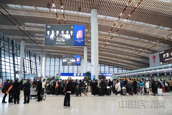 常州机场11月客货运生产超疫情前