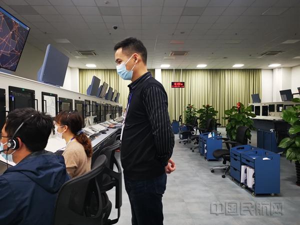 广西空管分局顺利实施空域调整方案