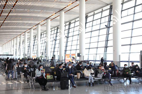 常州机场清明假期运送旅客3.2万人次 超历年同期