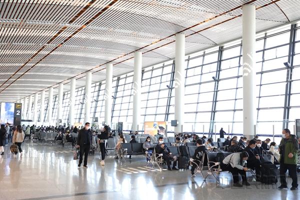 常州机场单日客流重回1.3万人次