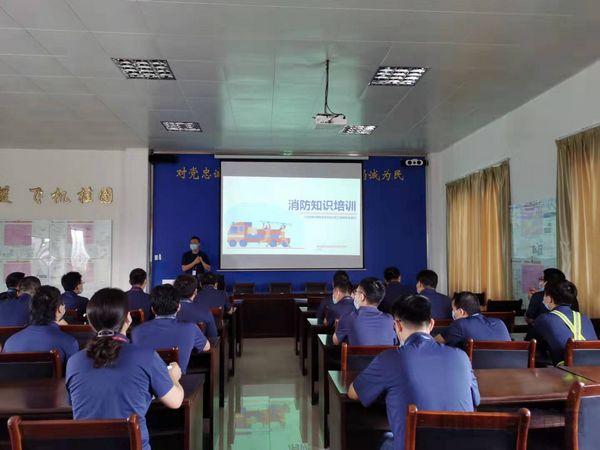 桂林机场消防安全培训送上门 安全知识入人心-中国民航网