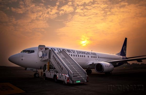 江西航空再添新飞机 南昌过夜航班增至18架-中国民航网