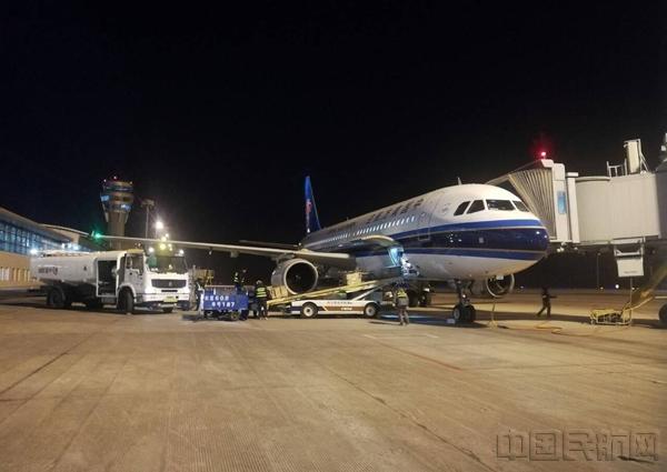 据悉,南航西宁至北京航班的执飞机型为a320,该机型后货舱及散舱均可