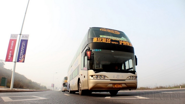 海航推空地畅行产品 赠送四川至重庆大巴车票