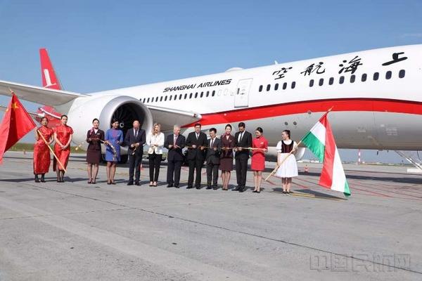 由东航旗下上海航空执飞的浦东-布达佩斯是目前中匈间唯一一条往返直飞航线-殷立勤摄.jpg