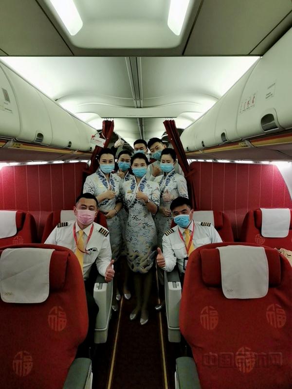 海南航空机长赵磊:我请战 飞武汉