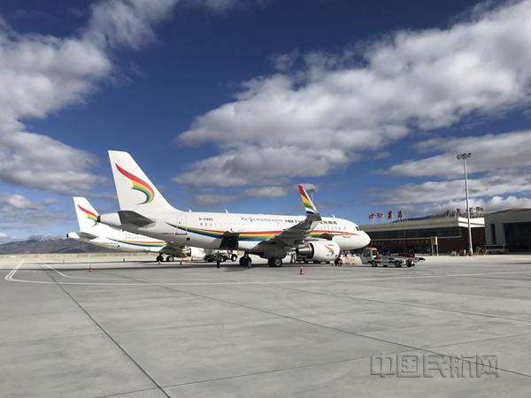 西藏航在果洛机场实施公共RNP AR运行首航成功