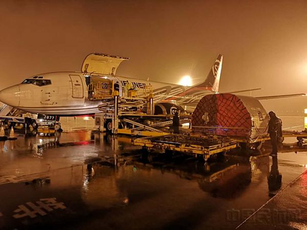 顺丰航空首次实现呼和浩特机场全年执飞