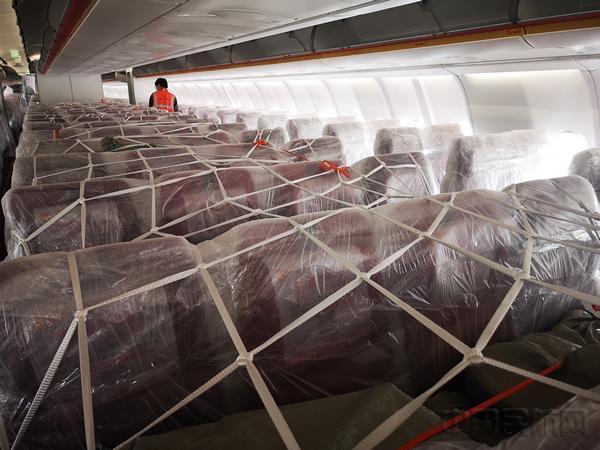 祥鹏航空货运包机:多流一滴汗,多承一份重