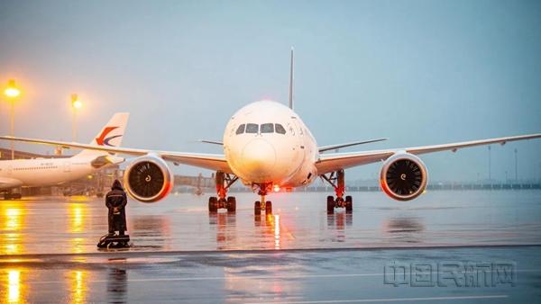 续写华章 东航北京分公司转场大兴机场一周年