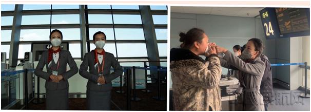 双节同庆 红土航空全力做好旅客出行保障工作