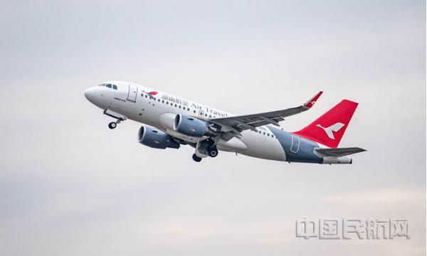 湖南航空更名完成 湖南正式迎來首家本土航空公司