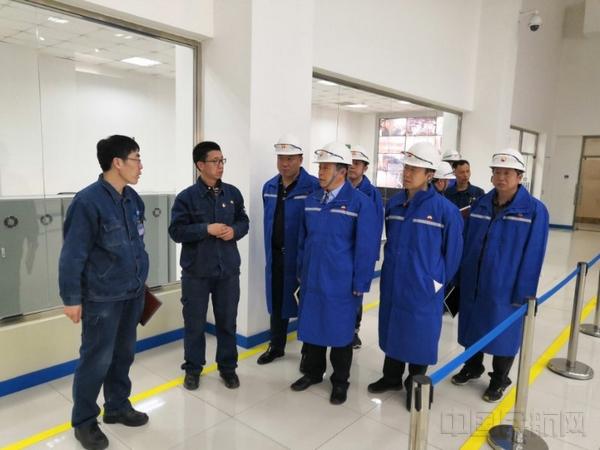 中国航油黑龙江走访哈尔滨石化炼