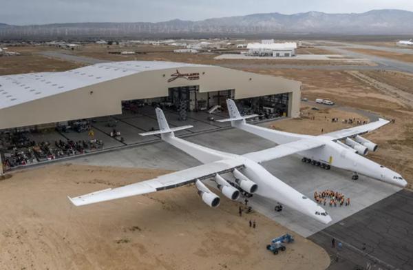 微软联合创始人造世界最大飞机