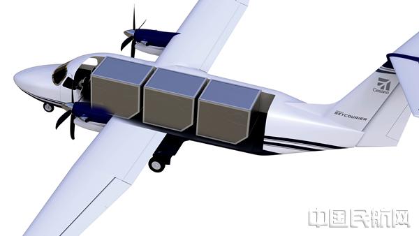 飞机货舱地板结构