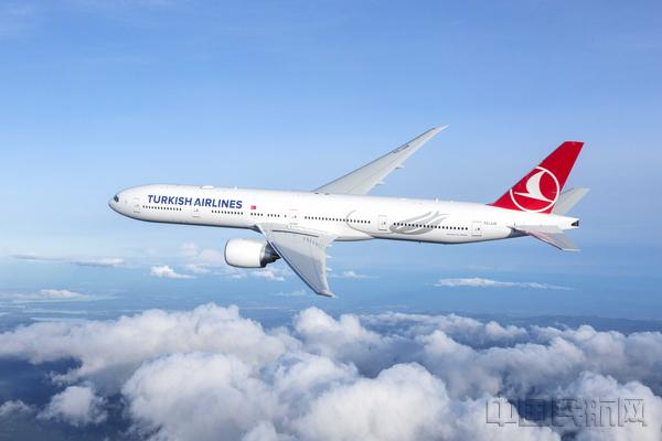 土耳其航空今年11月上座率達82.3%