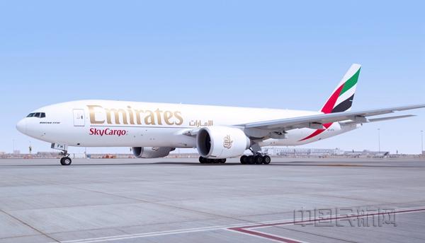 阿联酋航空SkyCargo货运部恢复货运服务至100个目的地