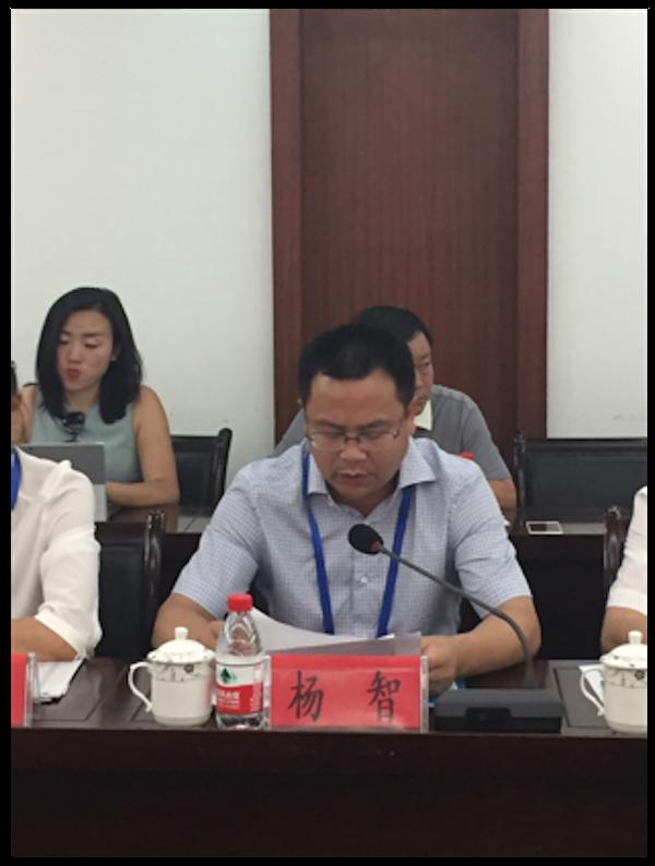 黄平县人民政府县委副书记,县长杨智